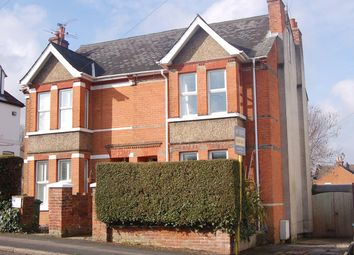 Thumbnail 4 bed semi-detached house for sale in St Michaels Road, Aldershot