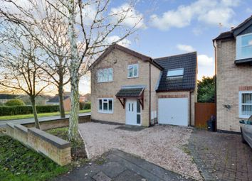 Thumbnail 4 bedroom detached house for sale in Portgate, Wigston Harcourt, Leicester