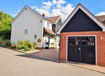 Thumbnail 4 bed detached house for sale in Priors Way, Coggeshall, Colchester, Essex
