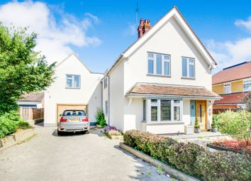 Thumbnail 5 bed detached house for sale in The Drive, Hertford