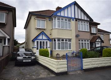 Thumbnail 3 bed semi-detached house for sale in Vassall Road, Fishponds, Bristol