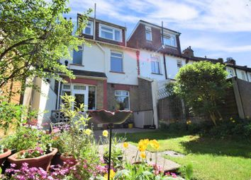 Thumbnail 4 bedroom terraced house for sale in Silverdale Avenue, Westcliff On Sea, Essex
