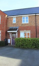 Thumbnail 2 bedroom terraced house to rent in 28, Meadow View, Brimmon Road, Newtown, Powys