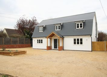 Thumbnail 5 bed detached house for sale in Brent Hall Road, Finchingfield, Braintree