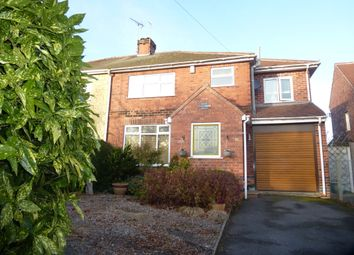 Thumbnail 4 bed semi-detached house for sale in Cordy Lane, Brinsley, Nottingham