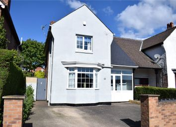 Thumbnail 3 bed semi-detached house for sale in Queens Avenue, Ilkeston, Derbyshire