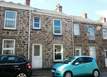 Thumbnail 2 bed terraced house for sale in Bellevue, Redruth