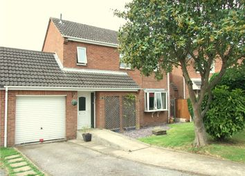 Thumbnail 3 bedroom link-detached house for sale in Gordon Crescent, Broadmeadows, South Normanton, Alfreton