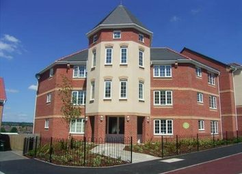 Thumbnail 2 bed flat for sale in Kingswell Avenue, Arnold