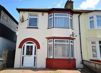 Thumbnail 3 bedroom terraced house to rent in Gouge Avenue, Northfleet, Gravesend