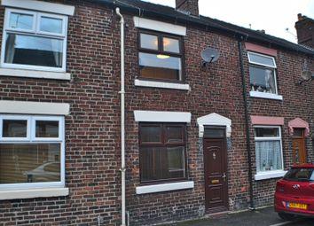 Thumbnail 3 bed terraced house for sale in Tibb Street, Stoke-On-Trent