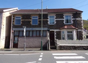 Thumbnail 2 bed maisonette to rent in Newport Road, Cwmcarn, Cross Keys, Newport