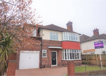 Thumbnail 4 bed detached house for sale in Childwall Park Avenue, Liverpool