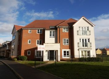 Thumbnail 2 bed flat to rent in Hawking Drive, Biggleswade