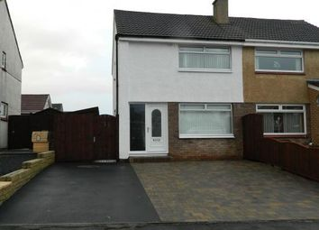 Thumbnail 3 bed semi-detached house to rent in Stronsay Place, Kilmarnock