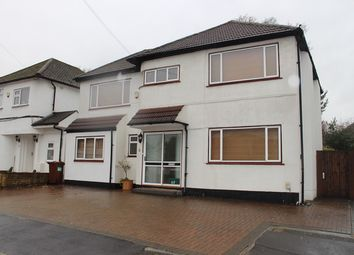 Thumbnail 4 bed detached house for sale in Wilsmere Drive, Harrow Weald, Harrow