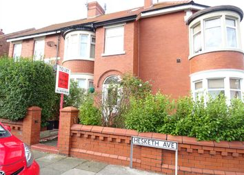 Thumbnail 3 bed property to rent in Hesketh Avenue, Bispham, Blackpool