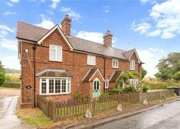 Thumbnail 3 bed semi-detached house for sale in Quarry Cottages, Sydmonton, Burghclere, Newbury
