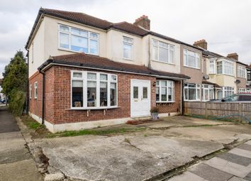 Thumbnail 5 bed end terrace house for sale in Jersey Road, Rainham