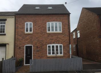 Thumbnail 4 bed detached house for sale in Park Road, Blaby, Leicester
