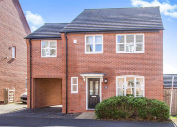 Thumbnail 4 bed detached house for sale in Maxwell Drive, Loughborough