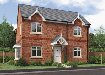 "Thumbnail 4 bedroom detached house for sale in ""Darley"" at Barnards Way, Kibworth Harcourt, Leicester"