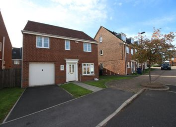 Thumbnail 4 bed detached house to rent in Elvaston Crescent, Central Grange, Kenton