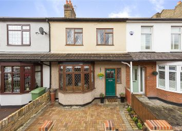 Thumbnail 3 bed terraced house for sale in Craigdale Road, Hornchurch