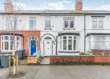 Thumbnail 3 bed terraced house for sale in Northlands Road, Moseley, Birmingham, West Midlands