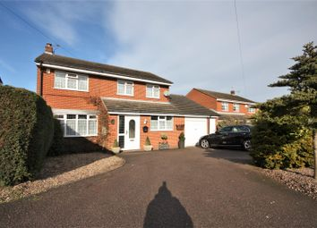 Thumbnail 4 bedroom detached house for sale in Hermitage Road, Whitwick, Coalville