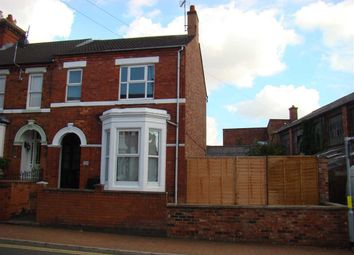 Thumbnail 3 bed end terrace house for sale in Alma Street, Wellingborough