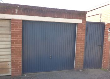 Thumbnail Parking/garage to rent in Oxford Road, Exeter