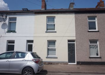Thumbnail 2 bedroom terraced house for sale in Lily Street, Cardiff