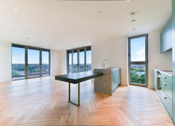 Thumbnail 2 bedroom flat for sale in Beckford Building, West Hampstead Square, West Hampstead, London