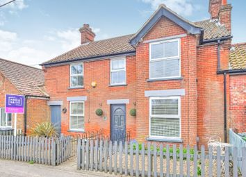 Thumbnail 4 bed terraced house for sale in Fakenham Road, Great Witchingham, Norwich