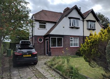 Thumbnail 3 bed semi-detached house for sale in Brinnington Road, Stockport