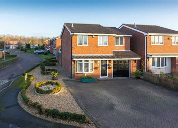 Thumbnail 3 bed detached house for sale in Townsway, Lostock Hall, Preston