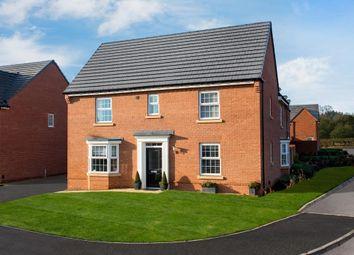 "Thumbnail 4 bedroom detached house for sale in ""Layton"" at Boroughbridge Road, Knaresborough"
