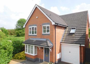 Thumbnail 4 bed detached house for sale in Garnett Close, Stapeley, Nantwich