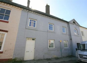 Thumbnail 3 bedroom terraced house to rent in Silver Street, Berwick-Upon-Tweed