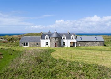 Thumbnail 6 bedroom detached house for sale in Leim, Isle Of Gigha, Argyll