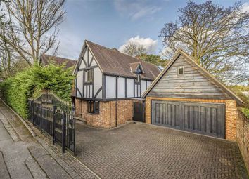 Thumbnail 5 bed detached house for sale in Hedgerow Lane, Arkley, Hertfordshire