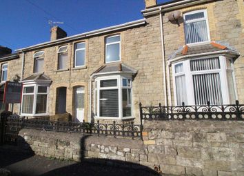 Thumbnail 3 bed terraced house for sale in Morfa Street, Bridgend