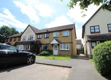 Thumbnail 2 bedroom terraced house to rent in Stewart Young Grove, Kesgrave, Ipswich
