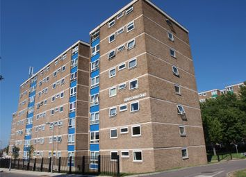 Thumbnail 1 bedroom flat for sale in Gravesham Court, Clarence Row, Gravesend, Kent