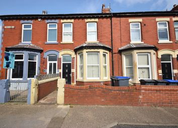 Thumbnail 2 bed terraced house for sale in Cambridge Road, Blackpool, Lancashire