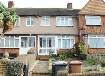 Thumbnail 3 bed terraced house for sale in Conisborough Crescent, London