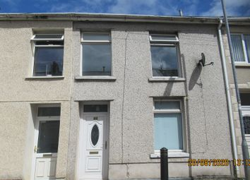 Thumbnail Terraced house for sale in Jersey Road, Blaengwynfi, Port Talbot, Neath Port Talbot.