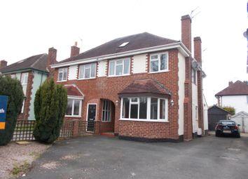 Thumbnail 4 bed semi-detached house for sale in Sundorne Road, Sundorne, Shrewsbury