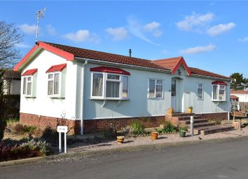 Thumbnail 3 bed bungalow for sale in Willowbrook Park, Lancing, West Sussex